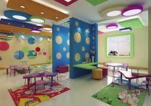 kinder garten kindergarten interior design image in 3d
