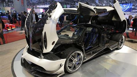 how much is a pagani zonda how much do supercars and luxury vehicles cost