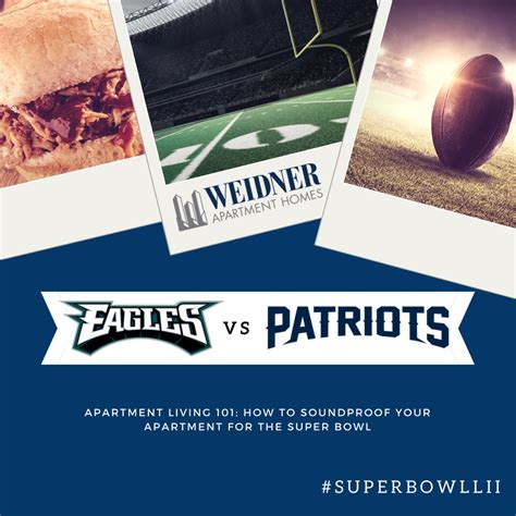 Superbowl Fever Is Here by Weidner Apartment Homes