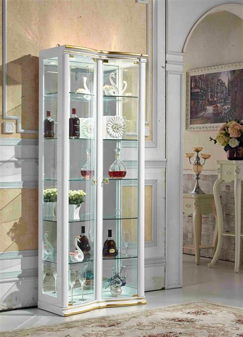 Living Room Showcase Items American Wooden Furniture Living Room Glass
