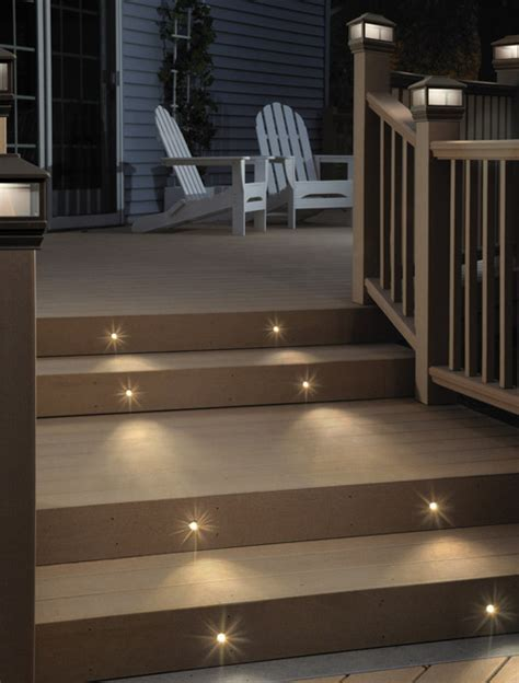 Patio Step Lights Led Step Lights For Indoors Outdoors Led Underwater Waterproof Lights Led Exterior Lights