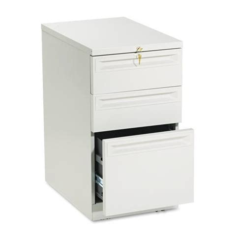 Hon 3 Drawer Vertical File Cabinet by Hon Flagship 22 Inch 3 Drawer Pedestal File Cabinet