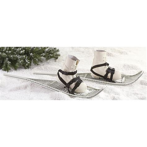 snow shoes u s magnesium snowshoes with bindings 173718