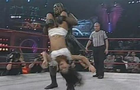 Awesome Kong Wardrobe Malfunction today in history awesome kong vs gail in impact s event dirt