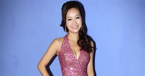 Misoa Hongkong jacqueline wong miss hong kong world 2013