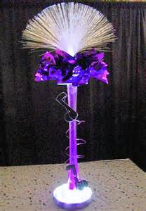 Plastic Centerpiece Vases How To Make A Disco Themed Table Decoration Awesome