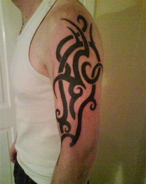 japanese tribal sleeve tattoos best japanese tribal sleeve designs