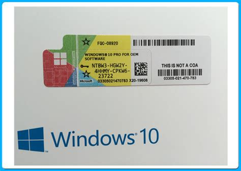 Sticker X Plus Sp 1 Original Usa Stiker Penguat Sinyal Signal oem language microsoft windows 10 pro software