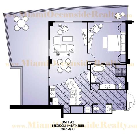 fontainebleau floor plan fontainebleau iii sorrento floor plan unit a2 miami beach