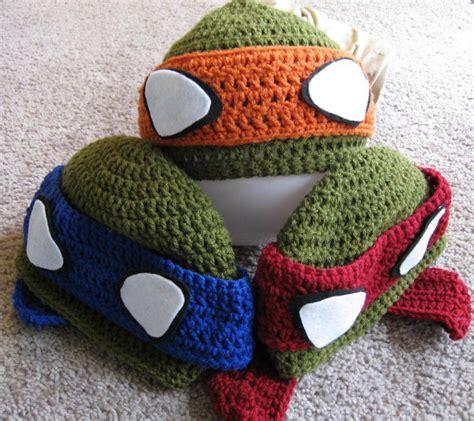 pattern for ninja turtle beanie ninja turtle beanie by seastarstitches crocheting