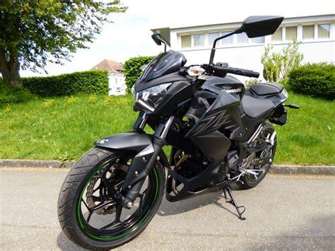 Motorrad Kaufen Tiefergelegt by Motorrad Occasion Kaufen Kawasaki Z 300 Abs 25 29kw