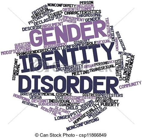 faq gender identity disorder the national catholic gender identity disorder royalty free stock illustration