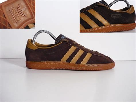 70 s 80 s vintage adidas amsterdam shoes made in west flickr