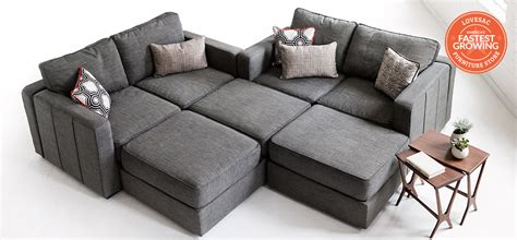 lovesac couch lovesac sactionals modular furniture the original