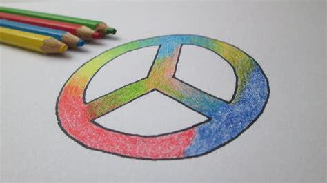 imagenes simbolo que representa el maniako como desenhar o s 237 mbolo da paz hippie youtube