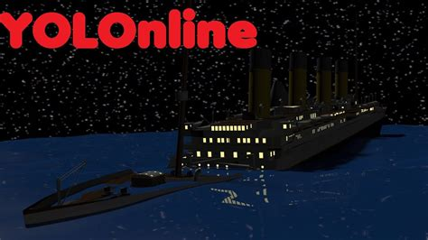 Titanic Sinking Theory by Titanic Sinking Animation Theory Updated Version 3