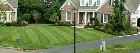 Landscaper Nj A Cut Above Landscaping New Jersey Landscaping