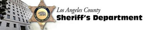Los Angeles County Sheriff S Department Warrant Search Lasd Faq Los Angeles County Sheriff S Department