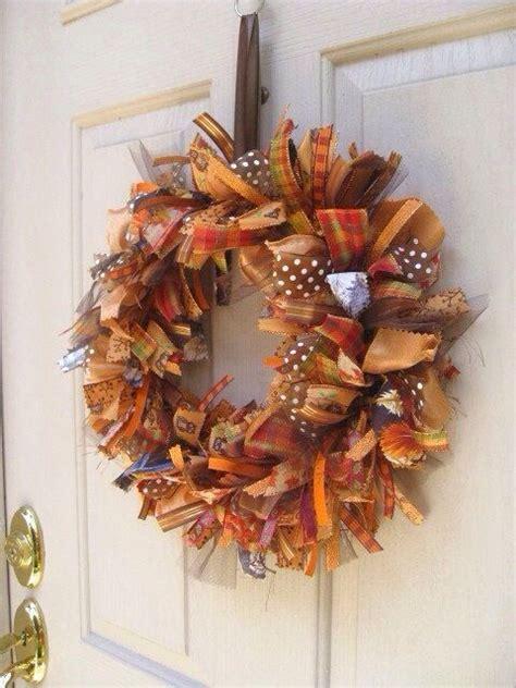1000 ideas about ribbon wreaths on pinterest wreaths