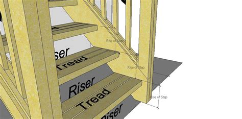 stair definition stair components and terminology youtube
