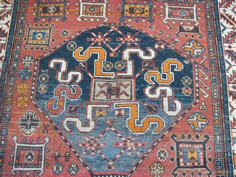 Chondzoresk Rugs With This Motive Have Been Attributed To Names Of Rugs