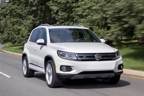 Volkswagen 2014 Tiguan by 2014 Volkswagen Tiguan New Car Review Autotrader