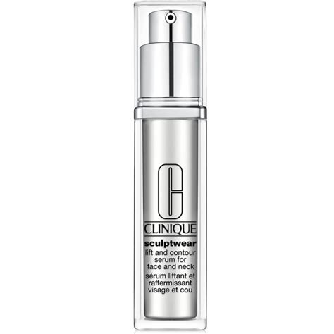 Serum Clinique clinique sculptwear lift and contour serum for and neck 30ml free shipping lookfantastic