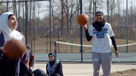 Bilqis Set bilqis abdul qaadir hijabs should be allowed in basketball time