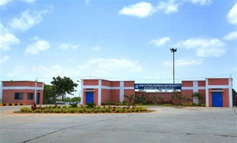 Mg Mba Colleges by Affiliated Colleges Mahatma Gandhi Mgu