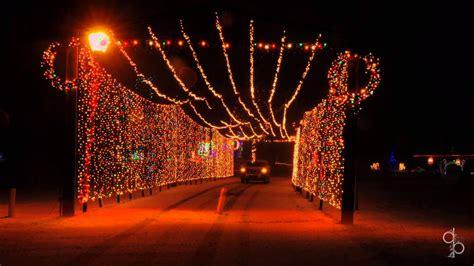 tpa park christmas lights frankfort indiana produced  erick  dircks youtube