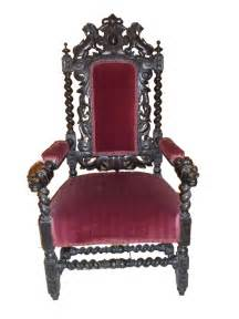Folding Chair Ikea Antique Victorian Throne Chair Invest Antiques Carved Oak