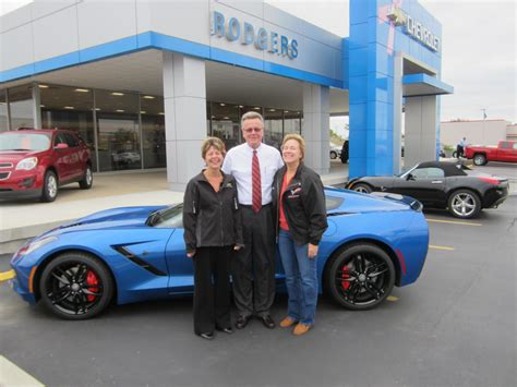 becky rodgers chevrolet thanks becky our sapphire is home chevrolet corvette