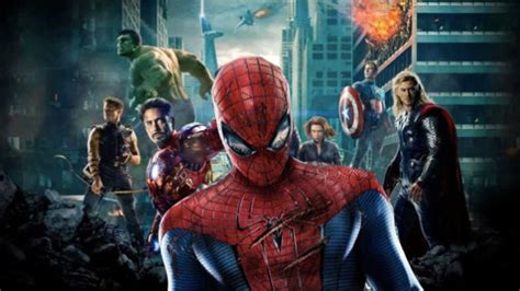 film marvel video it s official spider man will appear in the marvel movies