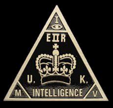 Intelligence Section 5 by The Secret State Mi5 Home Office Mod The Security