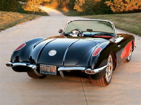 1957 corvette kit car 1958 corvette kit car mirror image featured vehicle