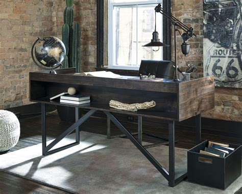 ashley furniture starmore desk starmore brown home office desk from ashley coleman