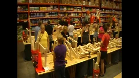 home depot do it herself adirondack chair workshop store