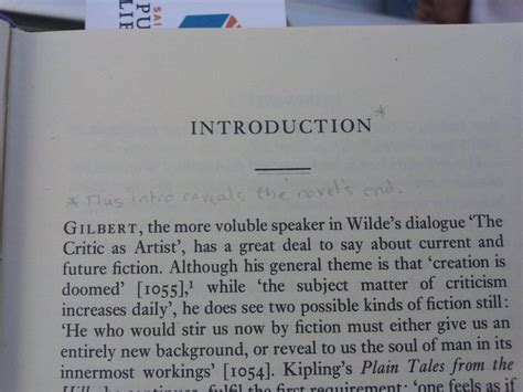 how to write an introduction for a book report why you should read introductions at the end of the book