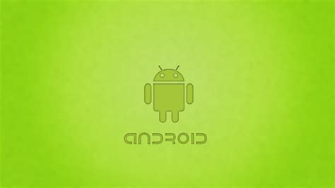 wallpaper android green android green brand logo background hd wallpaper android