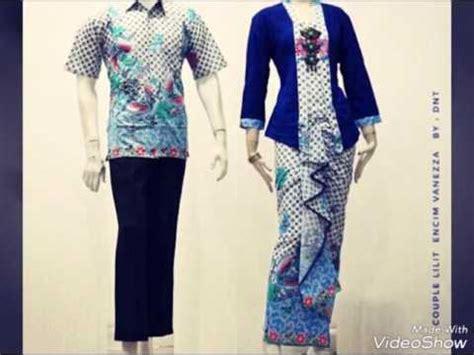 Baju Couplebatik Couplebatik Sarimbit D1857 model batik sarimbit terbaru