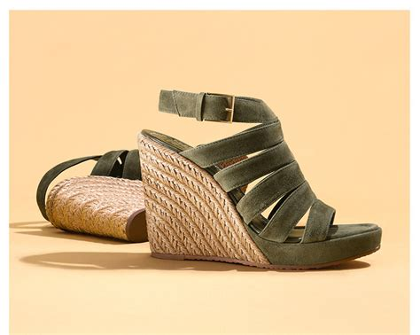 Exclusive Wedges Melanie Wedges White Putih designer wedges wedge sandals burch
