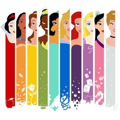 technicolor princess by racookie3 on deviantart