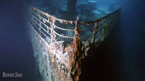 titanic boat real titanic underwater real images 26 3 2017 youtube