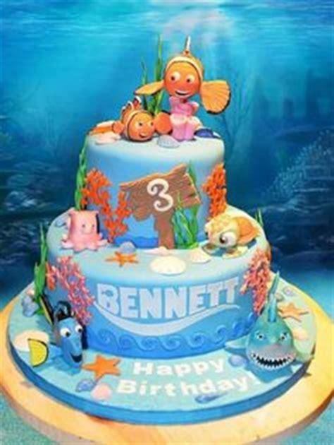 Cake Ultah And Friend Buttercream nemo and dory cake by sweetessa cakesdecor cake