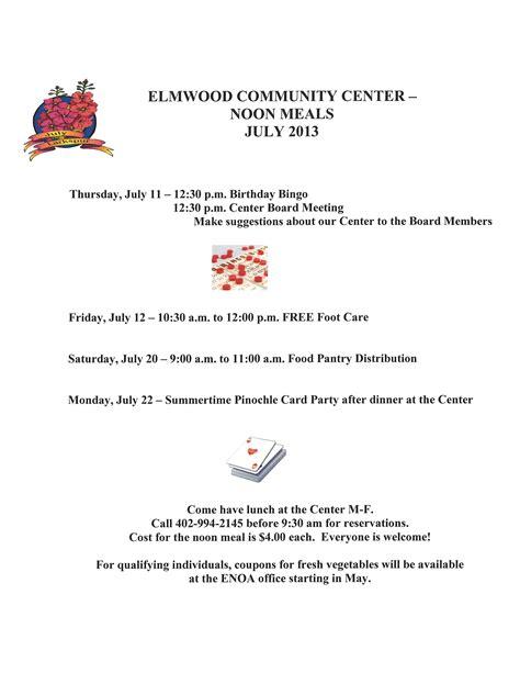 elmwood newsletter may 1 2013 elmwood newsletter july 17 2013