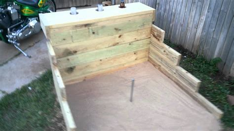 horseshoe pit pin official horseshoe pit dimensions on