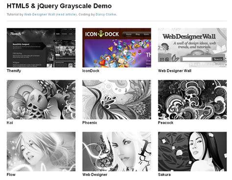 jquery quicksand tutorial 7 awesome html5 jquery tutorials html5 idesignow