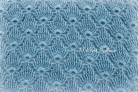 pattern crochet lace lacy crochet september 2016