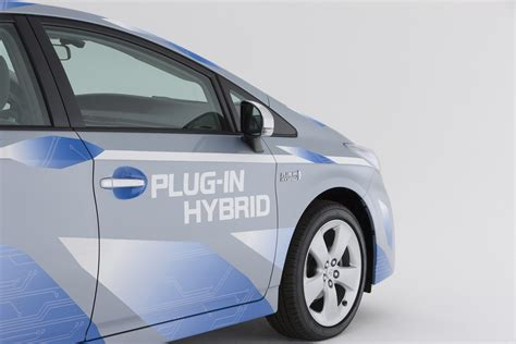 toyota global first canadian program will test the all new prius plug in