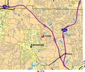 Kennesaw Zip Code Map by 30144 Zip Code Kennesaw Georgia Profile Homes